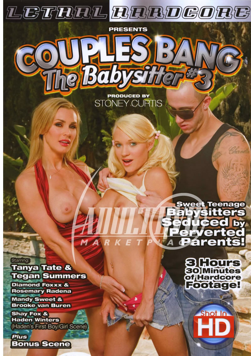 Couples Bang The Babysitter #3
