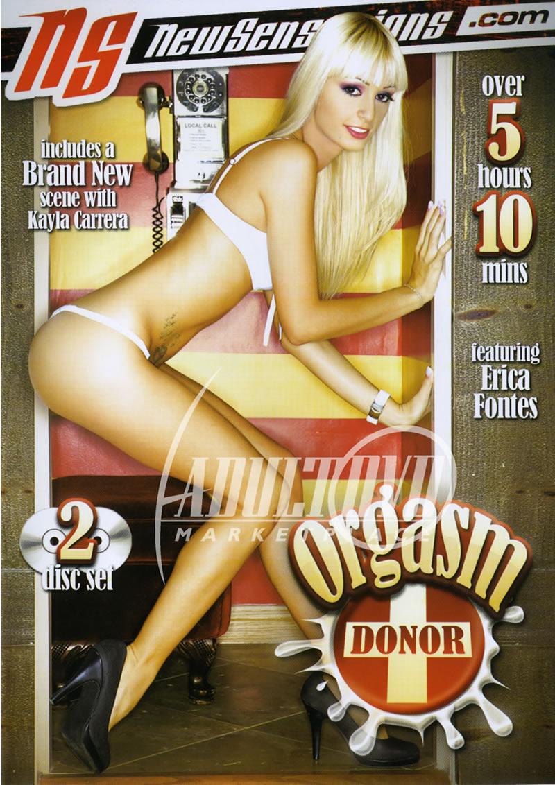 Orgasm Donor (NEW SENSATIONS)