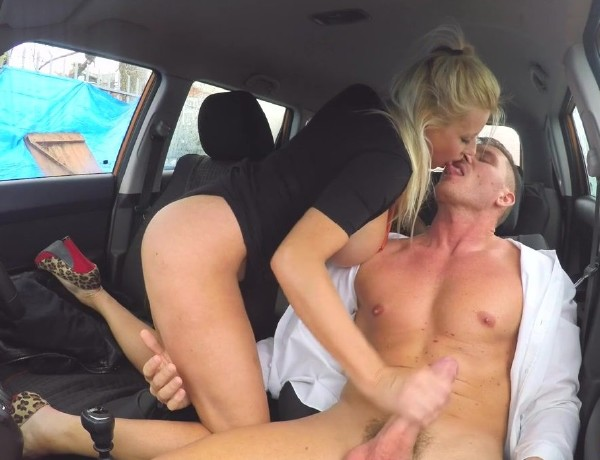 Michelle Thorne - Huge Tits Milf Pass After Creampie (2017/FakeDrivingSchool/HD)