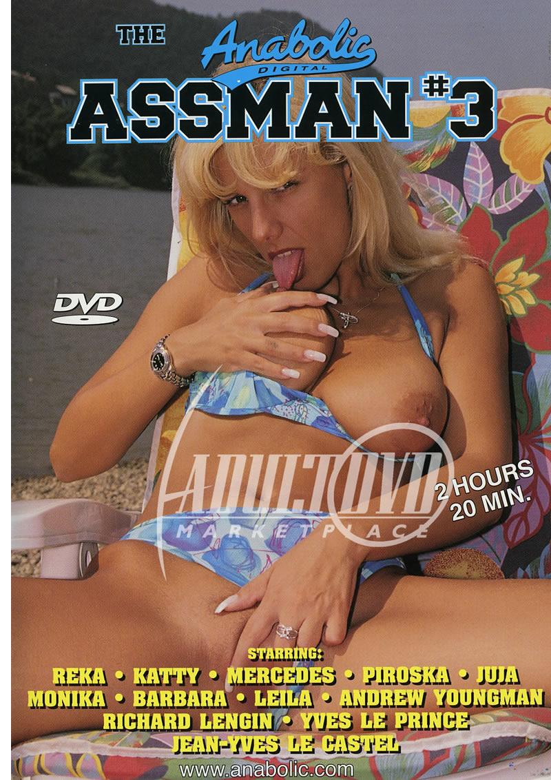 Assman 3 (ANABOLIC)