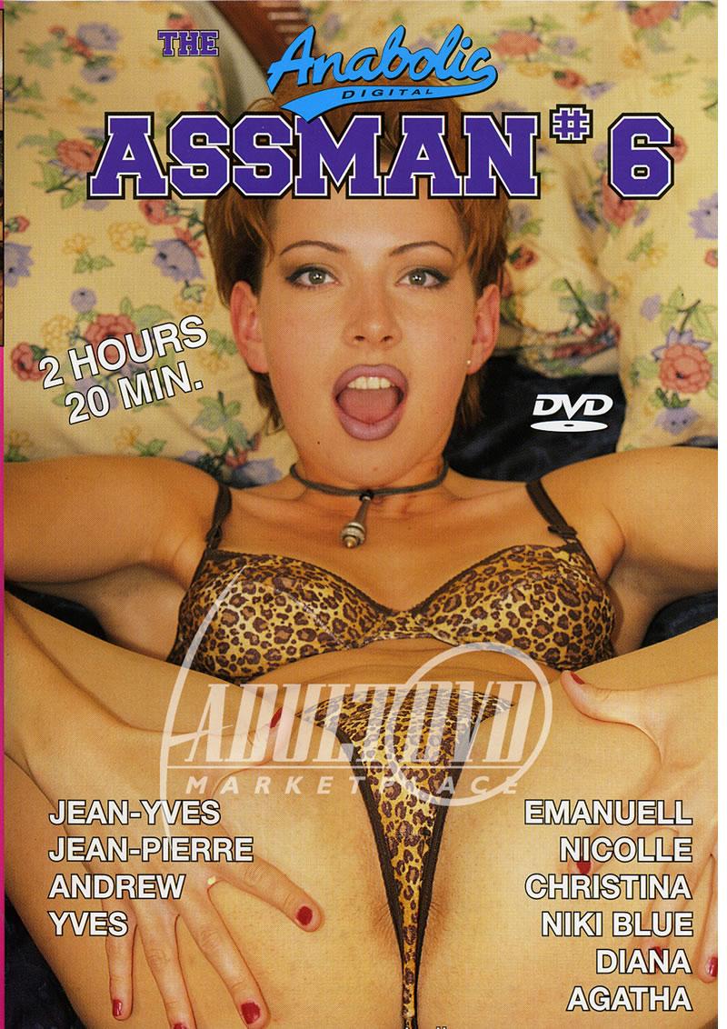 Assman 6 (ANABOLIC)
