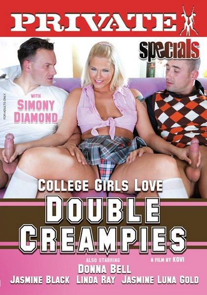 Private Specials 30 – College Girls Love Double Cream Pies (2009/DVDRip)