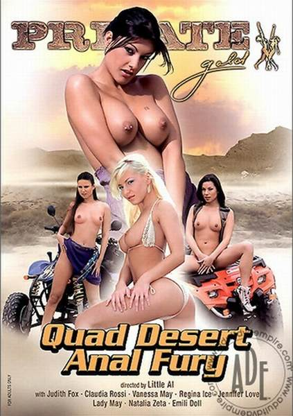 Private Gold 94 - Quad Desert Anal Fury (2007/WEBRip/SD)