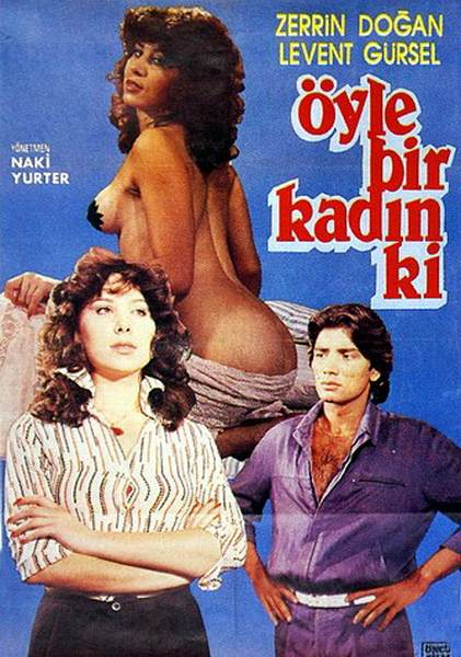 Oyle Bir Kadin Ki (1979/TVRip)