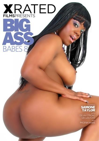 Big Ass Babes 8 (2017/DVDRip)
