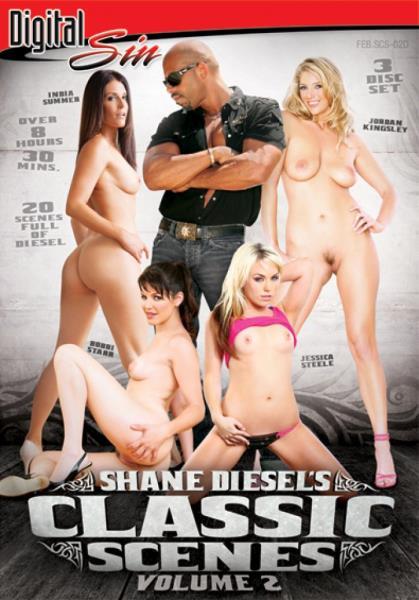 Shane Diesels Classic Scenes 2 (2017/DVDRip)