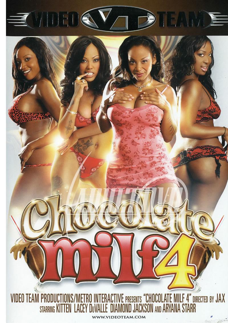 Chocolate Milf #4
