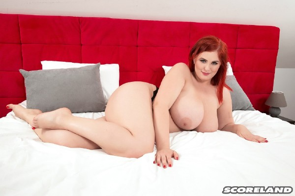 Alexsis Faye - Red-Hot Rack (2017/Scoreland/PornMegaLoad/1080p)