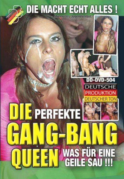 Die perfekte Gang-Bang Queen