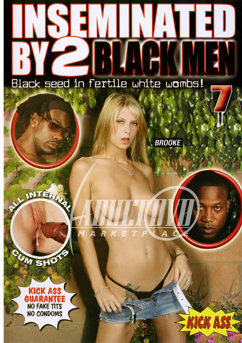Inseminated By 2 Black Men 7