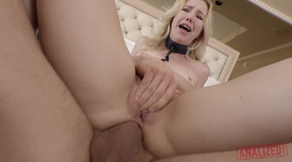 Samantha Rone - Blonde Anal Sex Toy (2017/Analized/SD)