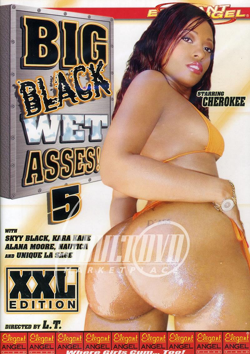 Big Black Wet Asses 5