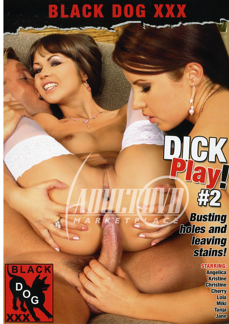 Dick Play 2 (BLACK DOG XXX)