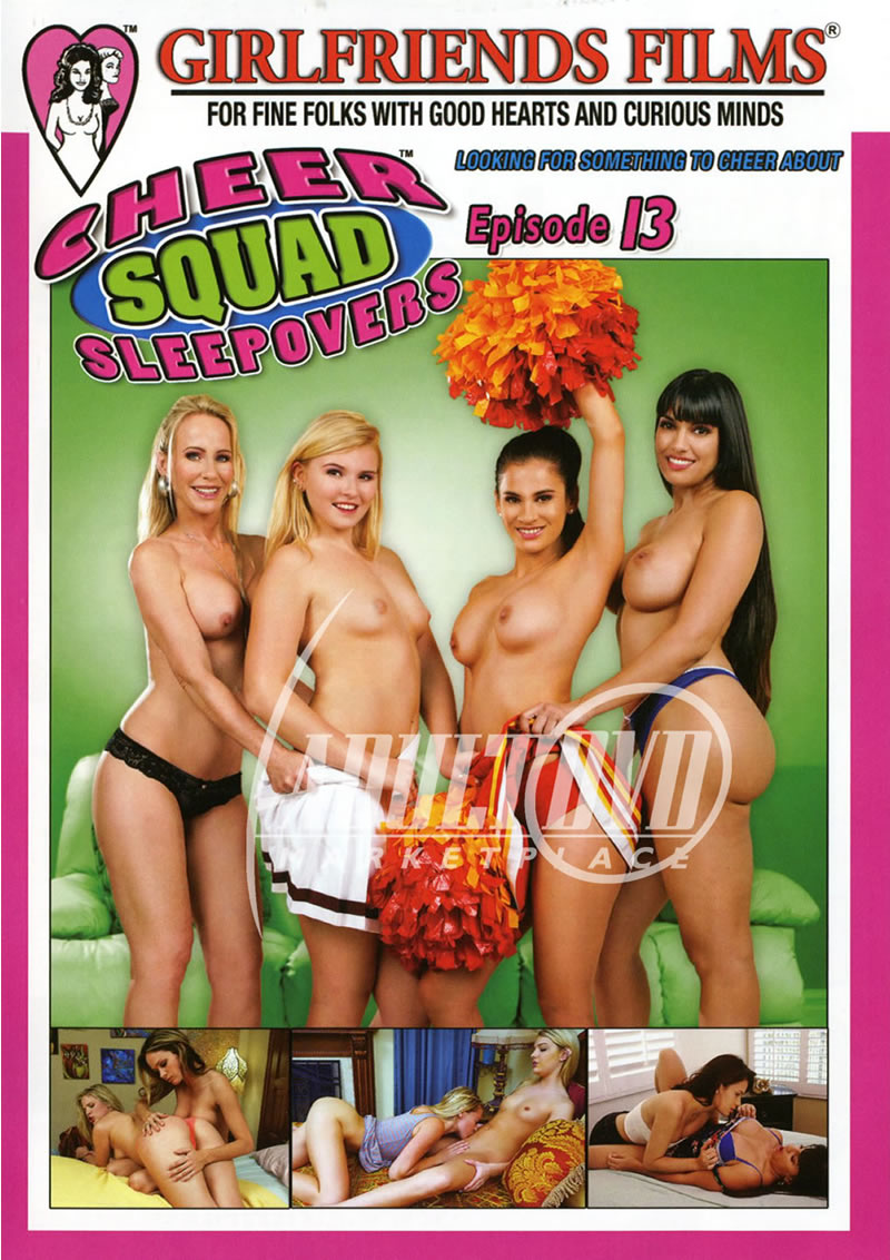 Cheer Squad Sleepovers 13 (GIRLFRIENDS FILMS)