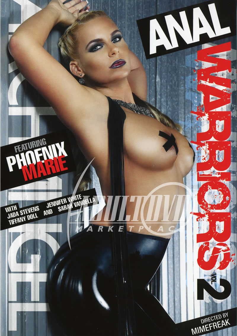 Anal Warriors 2 (ARCH ANGEL PRODUCTIONS)