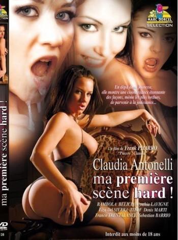 Claudia Antonelli Ma Premiere Scene Hard