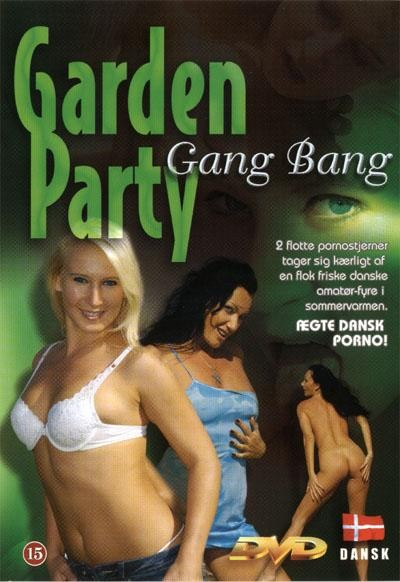 Garden Party Gang Bang