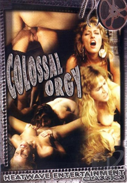 Colossal Orgy 1 (1994/VHSRip)