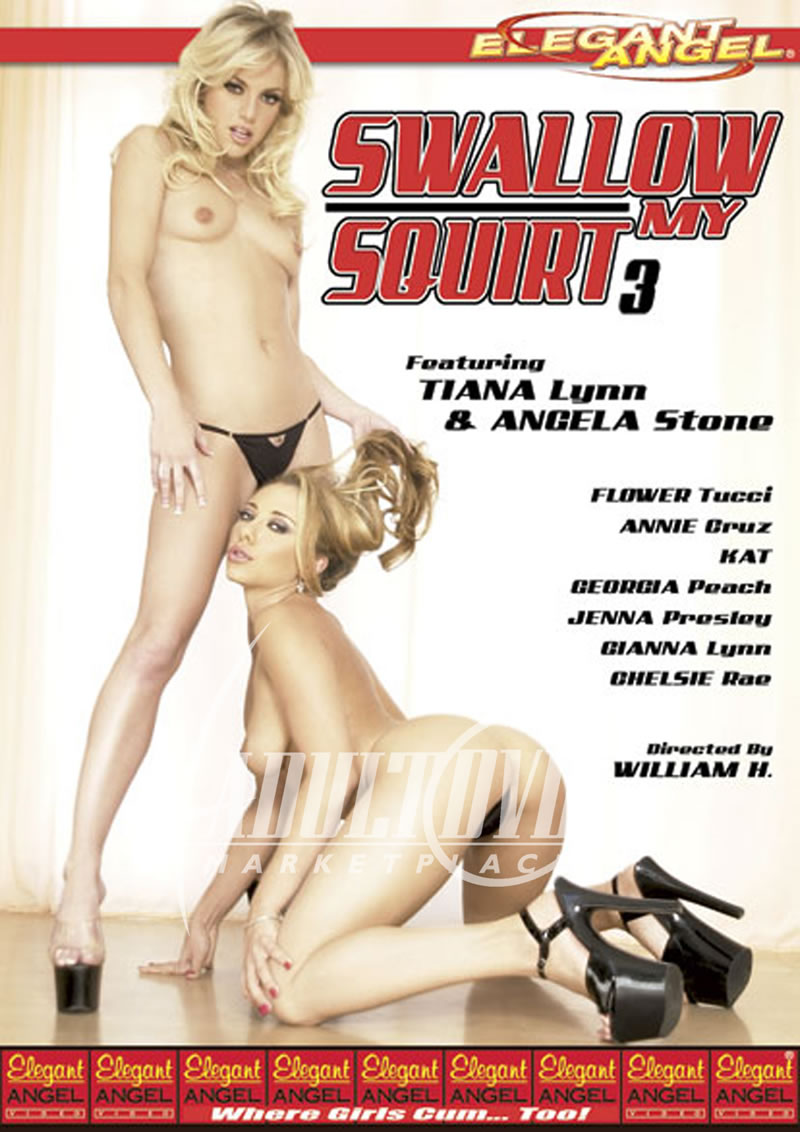 Swallow My Squirt 3 (ELEGANT ANGEL)