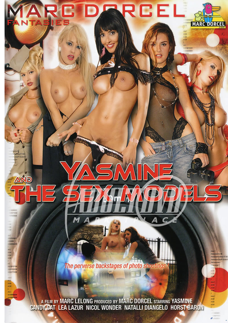 Yasmine And The Sex Models (MARC DORCEL)