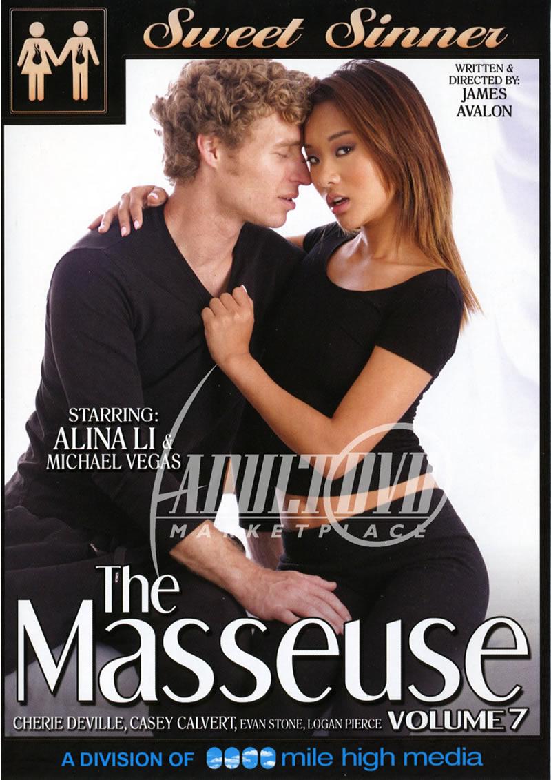 The Masseuse 7 (SWEET SINNER)