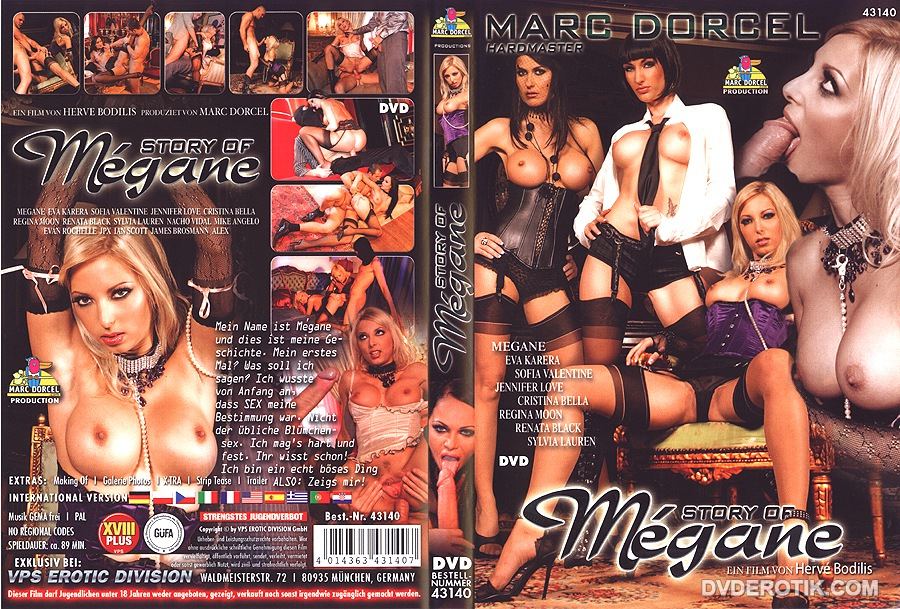 Story Of Megane (MARC DORCEL)