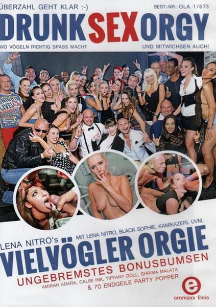 Lena Nitros Vielvogler Orgie (2016/DVDRip)