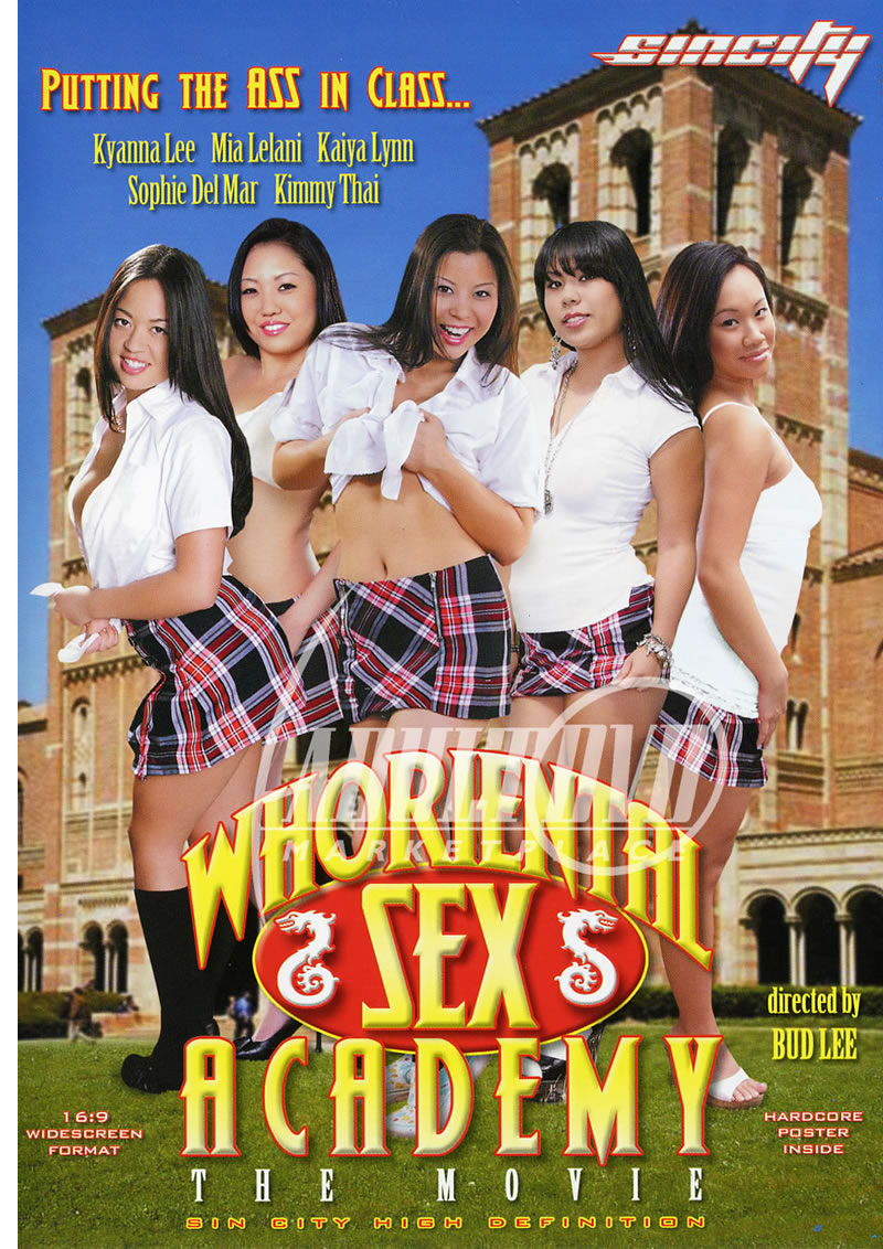 Whoriental Sex Academy The Movie (SIN CITY)