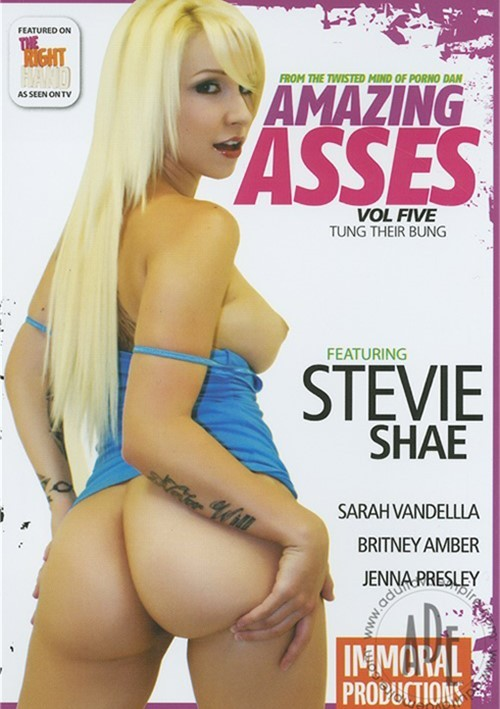 Amazing Asses 5 (Immoral Productions )