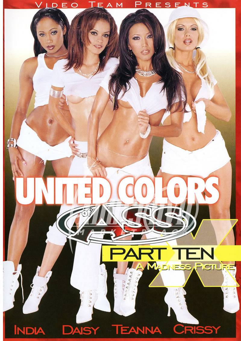United Colors Of Ass 10 (VIDEO TEAM)