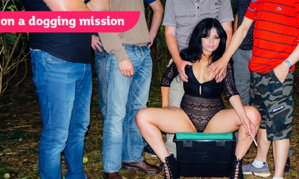 Catalia Valentine - On a dogging mission (2017/OnADoggingMission/Killergram/HD)