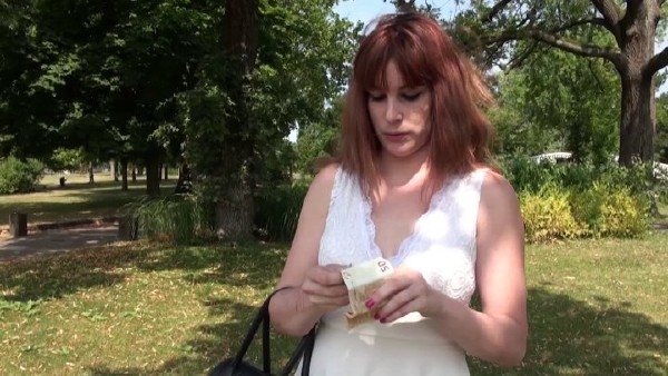 Lolita - A young redhead slut with a big butt sucks and fucks and gets her breast cum covered to please her boyfriend (2017/NudeInFrance/SD)