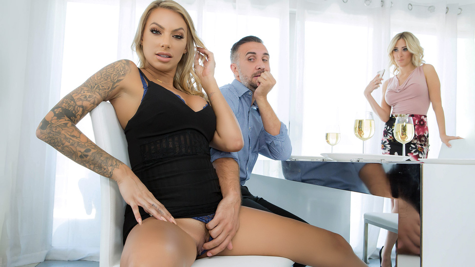 Juelz Ventura – Any friend of yours is a friend of mine (RealwifestoriesBrazzers)