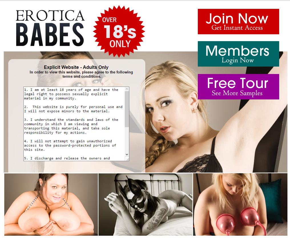 Erotica-Babes.com – SITERIP Videos