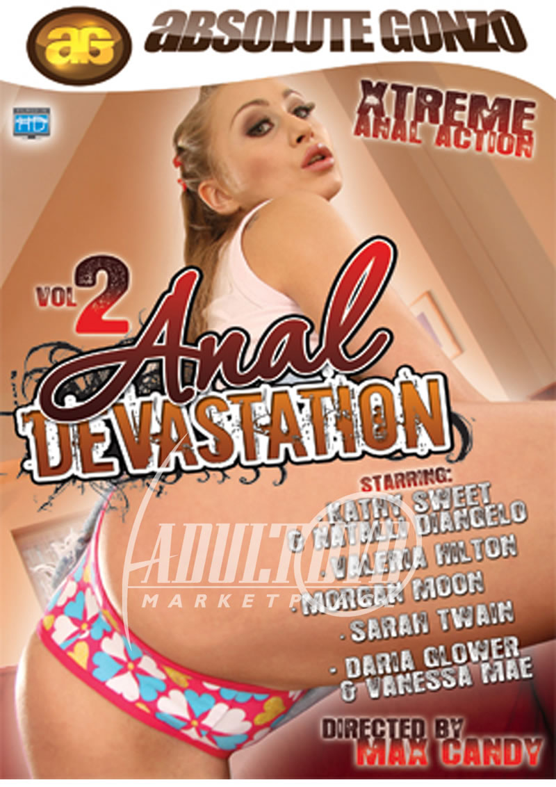 Anal Devastation 2
