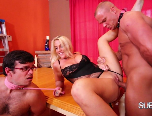 Paris Knight - Paris Trains Her Husband Part 3 - Fucking Her Husband (2017/SubbyHubby/1080p)