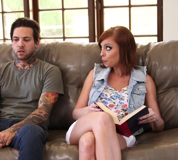 Britney Amber - Britney Amber The Hot Mother In Law Give Tips To Have Fun! (ZeroTolerance/Ztod/1080p)