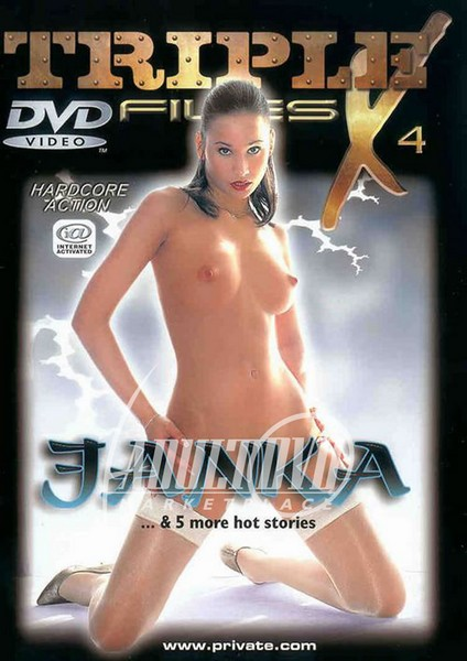 Triple X Files 4 - Janka (2002/DVDRip)