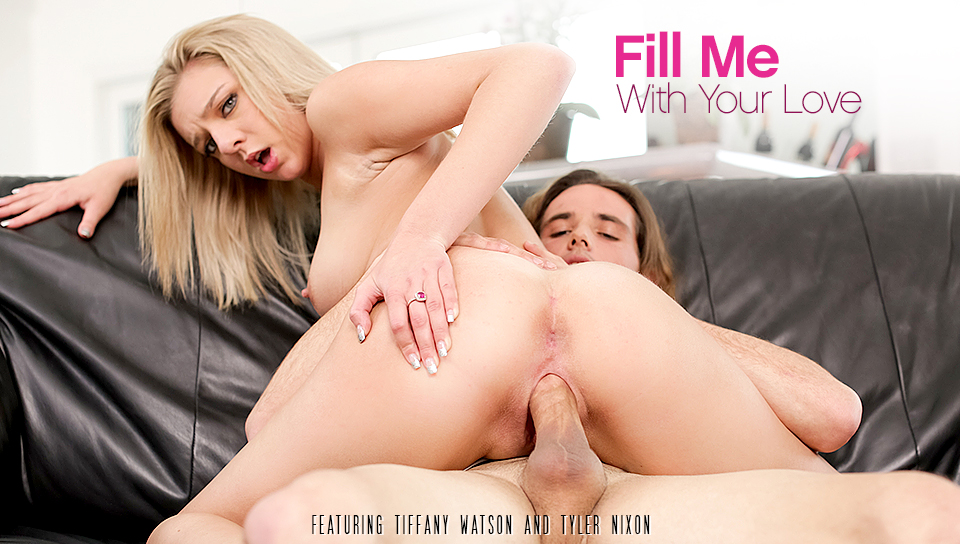 Tiffany Watson - Fill Me With Your Love (EroticaX)