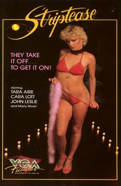 Striptease (1985/DVDRip)