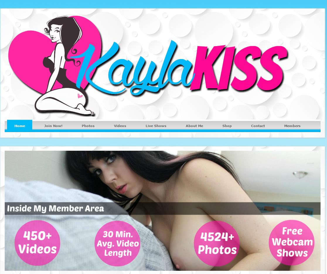 kayla kiss siterip