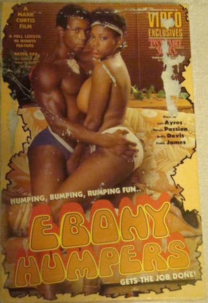 Ebony Humpers 1 (1986/VHSRip)