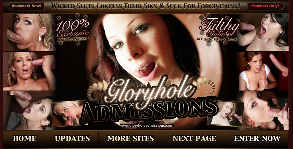 GloryholeAdmissions SiteRip