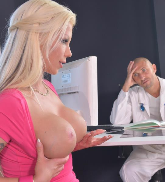Barbie Sins - Deep Throat Hungry Blonde (OnlyBlowJob/DDFNetwork/2017/SD)