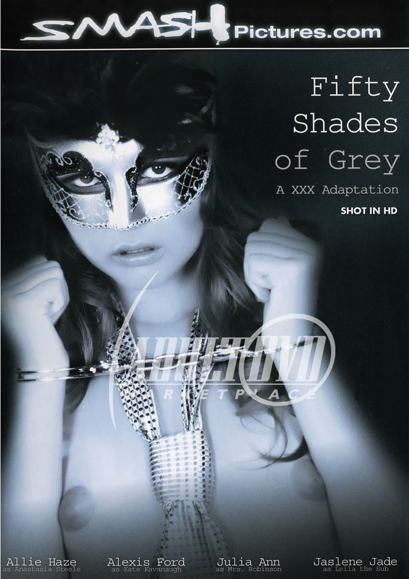 Fifty Shades of GreyA XXX Adaptation