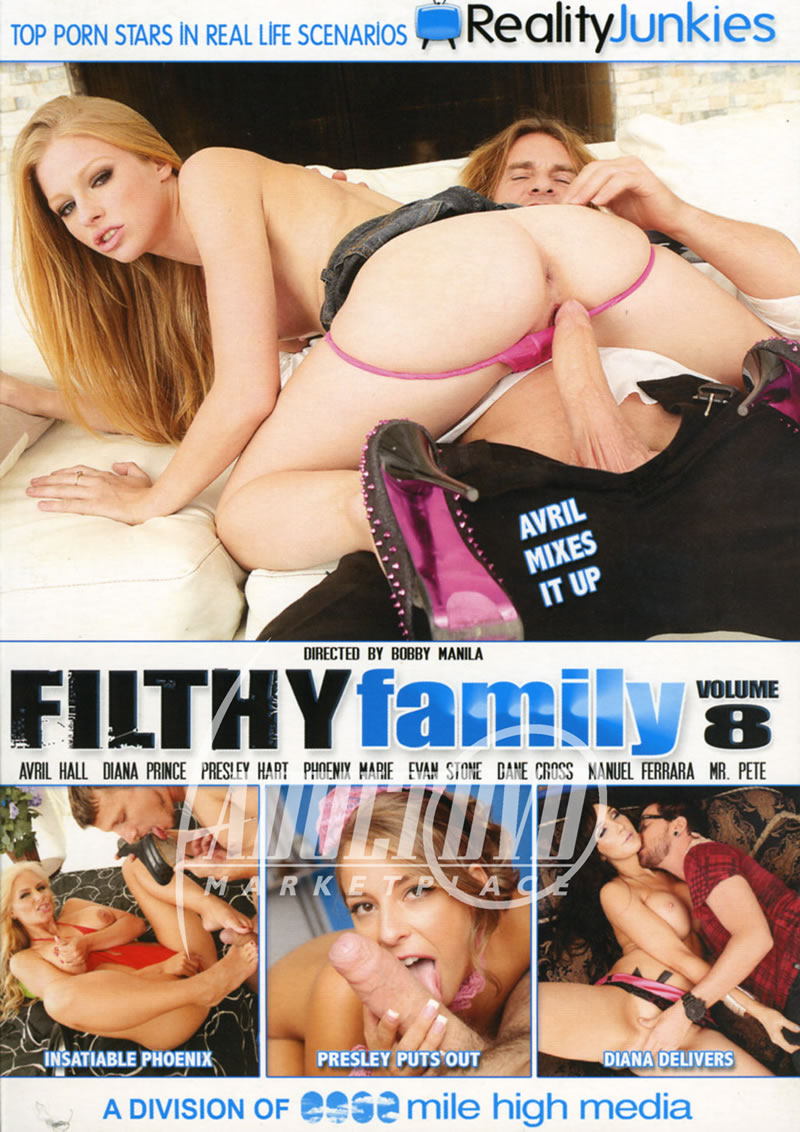 Filthy Family #8