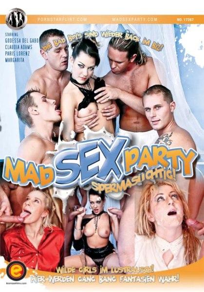 Mad Sex Party - Spermasüchtig!