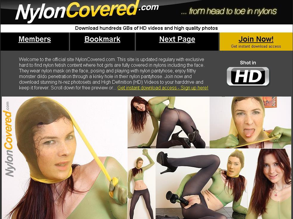 NylonCovered.com – Siterip