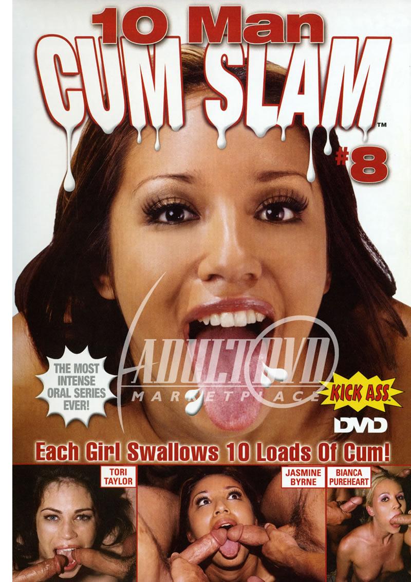 10 Man Cum Slam 8