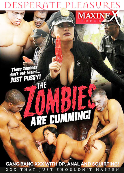 The Zombies Are Cumming (2017/WEBRip/SD)
